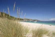 """La revista australiana """"Traveller"""" elige las Islas Cíes como uno los mejores destinos para viajar en 2018"""